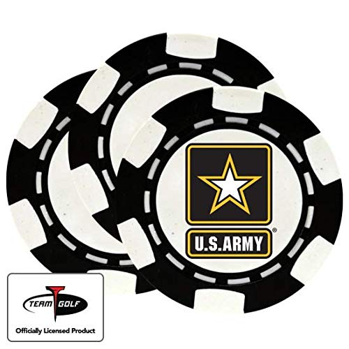 Find Discount Golfballs.com Classic US Army Poker Chips - 3 Pack