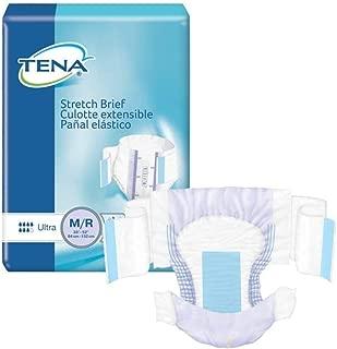 Tena Ultra Stretch Briefs ( BRIEF, TENA, STRETCH, ULTRA, MD / RG ) 72 Each / Case by SCA