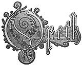 OPETH Logo Metal Pin/badge