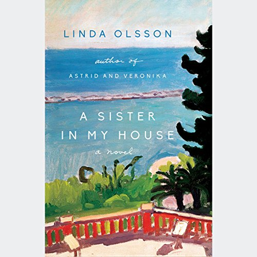 A Sister in My House audiobook cover art