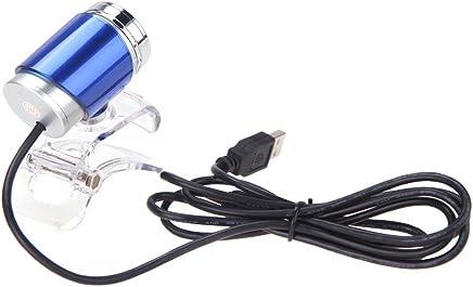 LIUYUNE,USB 2.0 Webcam con Fotocamera da 12 Megapixel HD con Microfono a Clip da 360 Gradi per PC Desktop Skype Computer Portatile Trasparente(Color:Verde) - Trova i prezzi più bassi