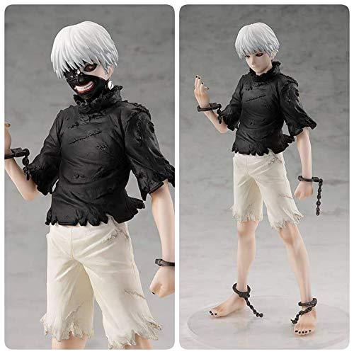Tokyo Ghoul - Ken Kaneki Pop Up Parade Good Smile Company Statue Figure 17 cm