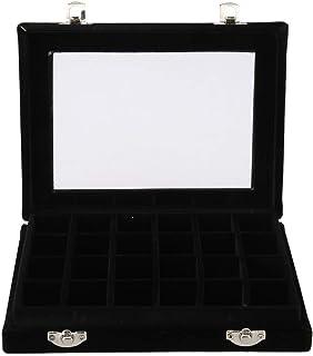 Organisateur pour tiroir commode support de rangement pour bijoux empilable grande capacit/é Jolicobo Pr/ésentoir en bois
