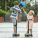 Zoom IMG-2 hikole monopattino per bambini 3