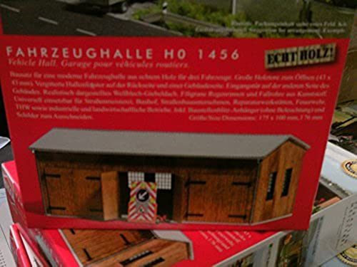 elige tu favorito Busch 1456 Road Maintenance Depot Depot Depot HO scale kit by Busch  popular