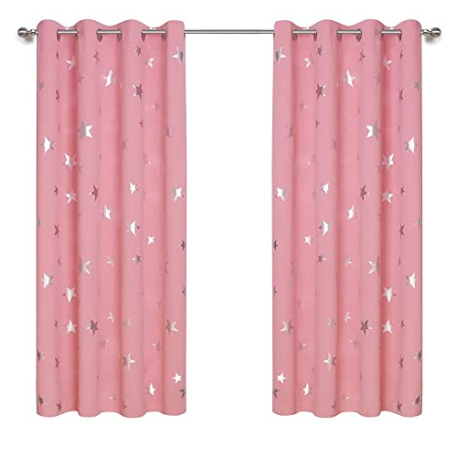 Curtains for Girls Rooms: Amazon.com