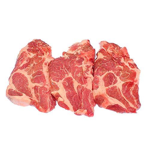 Schweinekotelett vom Kamm, 3 Stück ca. 690 g