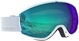 Salomon Ivy Photo WH/All Weather Blue Goggles 17/18 Ivy Photo White Goggles, White, One Size