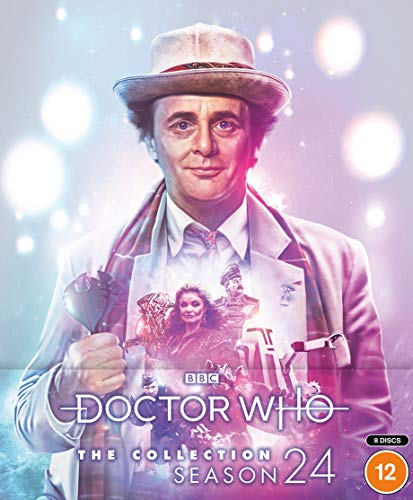 Doctor Who - The Collection - Season 24 - Limited Edition Packaging [Blu-ray] [2021]