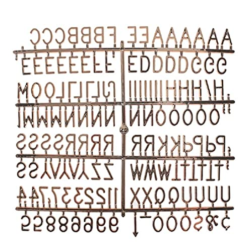Alphabet Numbers Characters for Changeable Felt Letter Board Message Boards Words Office Home Decoration Felt Letter Board