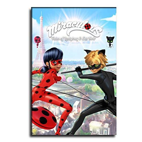 póster ladybug de la marca HDFN