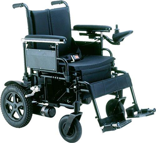 Drive Medical CPN22FBA Folding Cirrus Plus Power Wheelchair