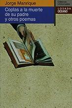 Coplas a la muerte de su padre y otros poemas (Clsicos Universales)