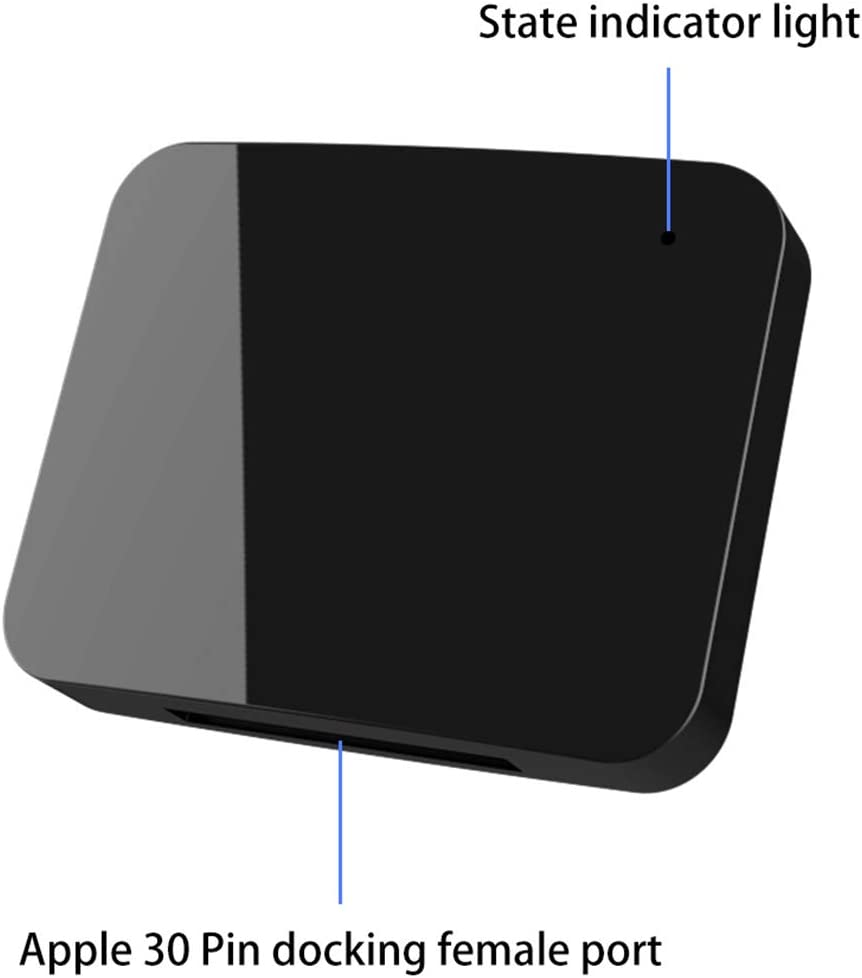 Audio & Video Accessories TYESHA Wireless 30 Pin 5.0 Bluetooth ...