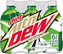 Diet Mountain Dew Caffeine Free