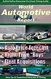 World Automotive Report: Auto Price Forecast: Chevrolet Equinox (English Edition)