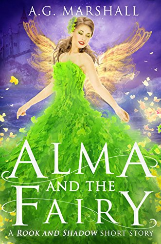 Alma and the Fairy: A Rook and Shadow Short Story (Salarian Chronicles) (English Edition)