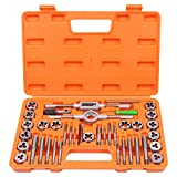 HORUSDY 40-Piece Tap and Die Set