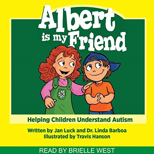 Albert Is My Friend  By  cover art