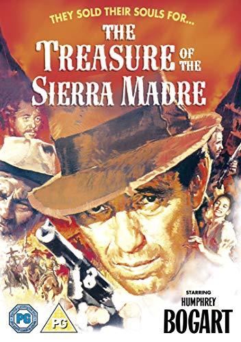 Treasure Of The Sierra Madre [Edizione: Regno Unito] [DVD]