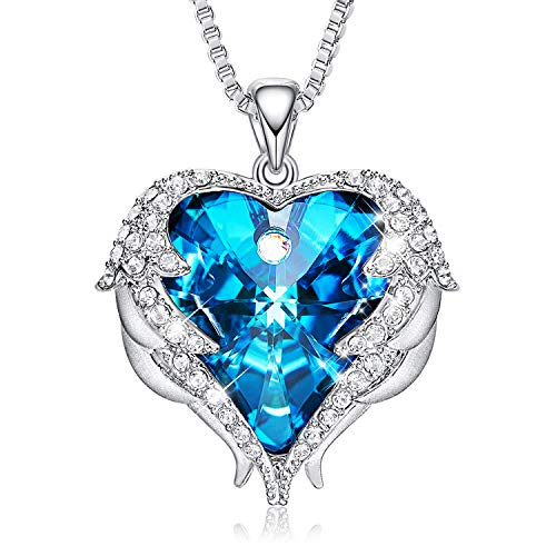 CDE Colliers Bijoux pour Femme Collier 18 carats plaqué or...