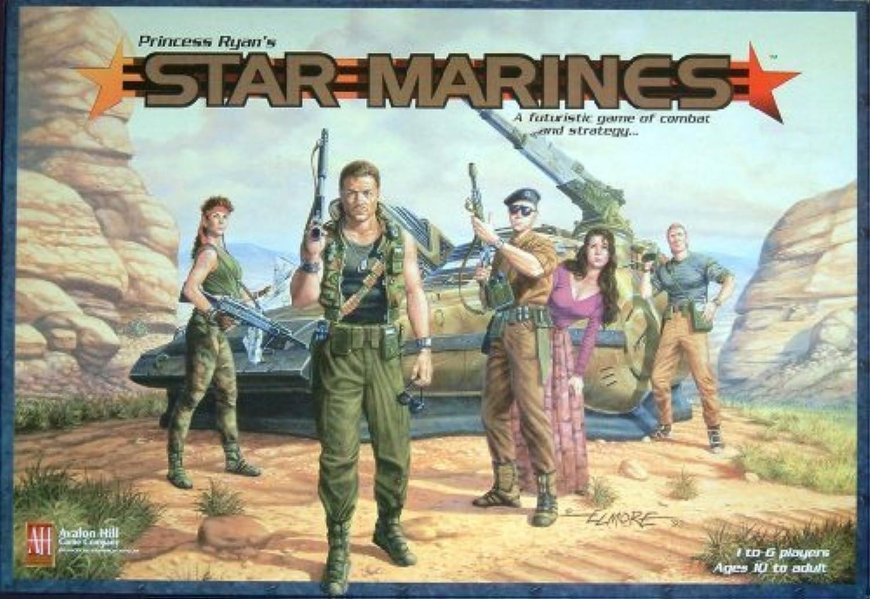 Princess Ryan's Star Marines by Classic Avalon Hill