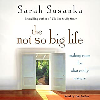 The Not so Big Life audiobook cover art