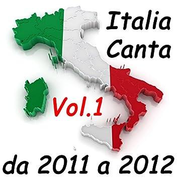 Italia canta Vol. 1 da 2011 a 2012