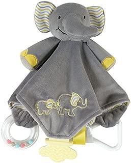 baby security blanket elephant