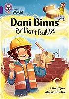 Collins Big Cat - Dani Binns Brilliant Builder: Band 8/Purple