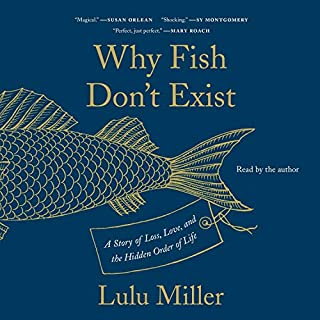 Why Fish Don't Exist cover art