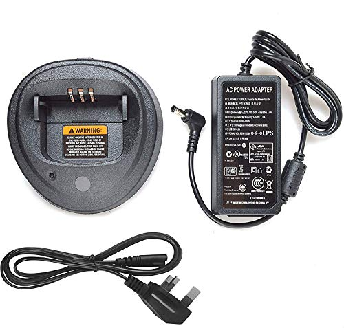Rapid Desktop Charger WPLN4138 For Motorola DP1400 CP040 CP140 CP160 CP180...