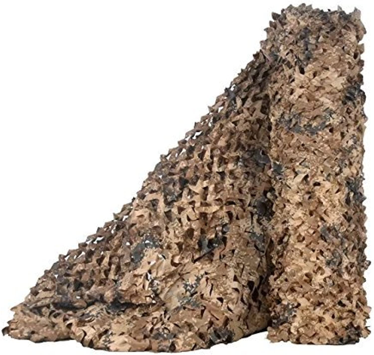 Camo Netting, Camouflage Net Blinds Great for Sunshade Camping Shooting Hunting Military Decoration etc.