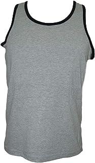 Tomboy Trans Lesbian algodón Cofre Binder Corset Largo más tamaño Tank Top