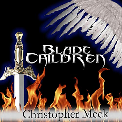 Blade Children audiobook cover art