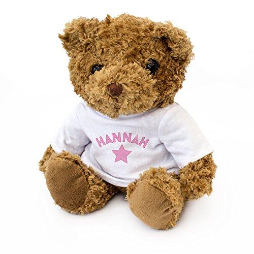 London Teddy Bears Hannah Ours en Peluche Mignon et câlin Cadeau de Noël Anniversaire