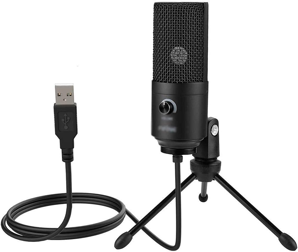 Fifine Metal USB Condenser Recording for Microphone Laptop Windo Tulsa Mall Max 78% OFF