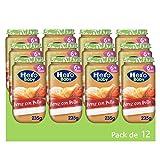 Hero Baby Tarritos de Arroz con Pollo -Pack de 12x235gr