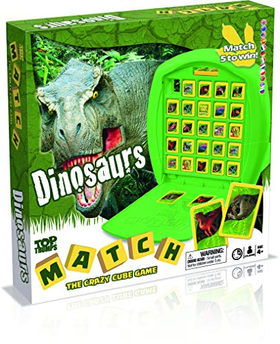 Top Trumps 035804 Dinosaurier Match Brettspiel