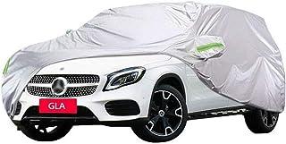 T-Day Fundas para Coche Mercedes-Benz GLA Clase SUV Exterior Interior Gruesa Tela