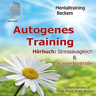 Autogenes Training. Stressausgleich & Körperkontrolle Titelbild