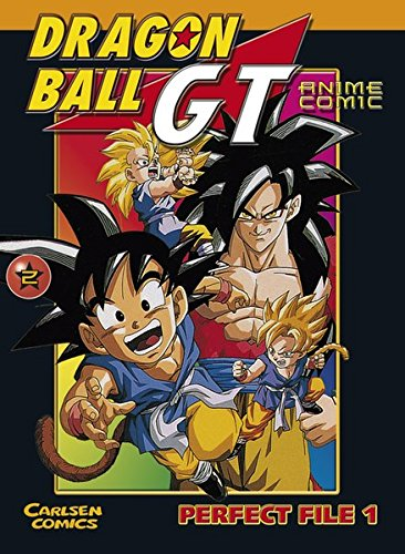 Dragon Ball GT TB 2