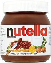 Nutella Hazelnut Chocolate Spread - 400g (0.88lbs)