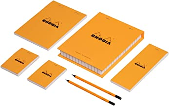 Rhodia Treasure Box, Orange