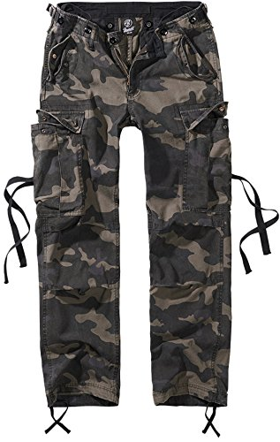 Brandit M65 Ladies Trouser Darkcamo W33