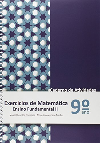 Exercício de Matemática. 9º Ano