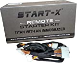 Start-X Remote Starter for Nissan Titan 2008 2009 2010 2011 2012 2013 2014 2015...