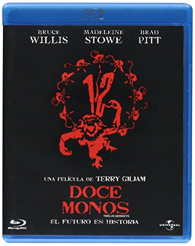 12 MONOS(Twelve Monkeys) [Blu-ray]