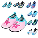 Barerun Soft Baby Boys Girls Water Shoes Infant Barefoot Quick...
