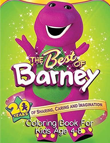 Barney Coloring Book